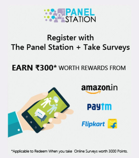 Get Paytm cash complete survey