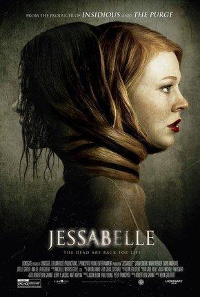 Capa Jessabelle: O Passado Nunca Morre Torrent
