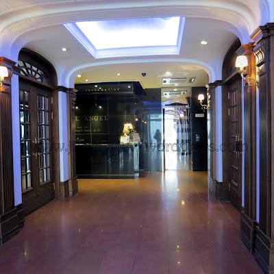 Angel Hotel Lobby