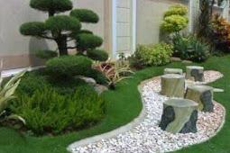 Ho to create minimalist garden
