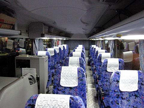 富山地方鉄道「富山東京線」 ・705 車内