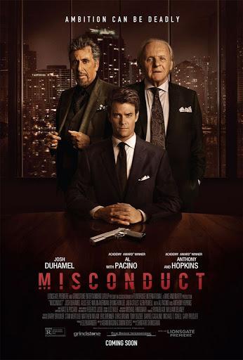 Παιχνίδι χωρίς κανόνες (Misconduct) Poster