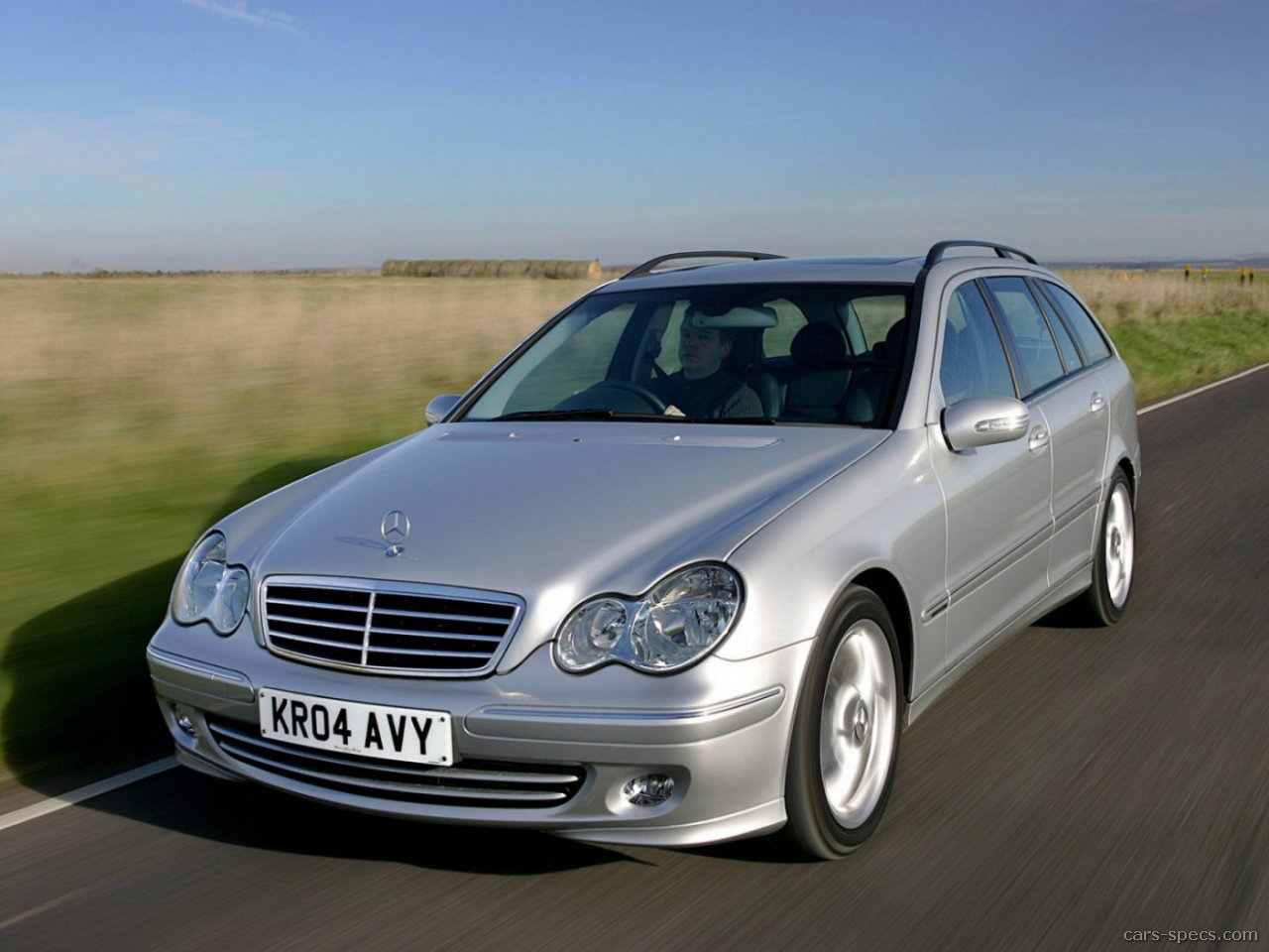 2003 Mercedes-Benz C-Class Wagon Specifications, Pictures ...