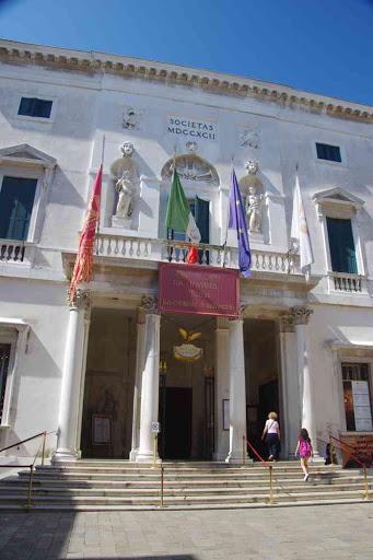 L'opéra de Venise (la Fenice).