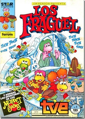 Los Fraguel #1 - página 1