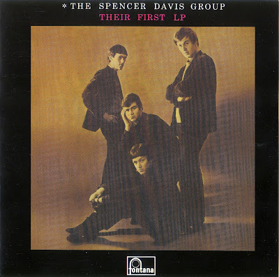 the Spencer Davis Group ~ 1965 ~ Their First LP