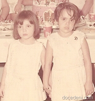 Denise e Claudinha