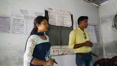 Action planning at Tinkonia Pt II, Bongaigaon