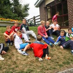 2014 Munster Rugby Race visits FYC