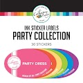 Party Collection Stickers
