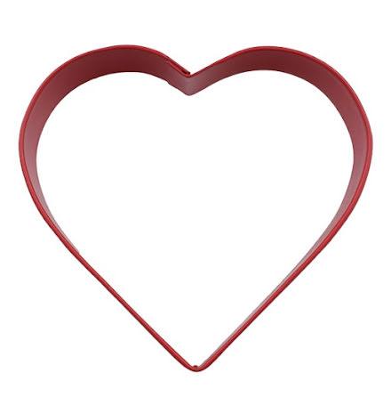 Kakform - Hjärta