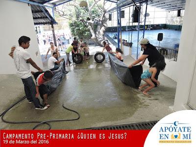 Campamento-Pre-Primaria-Quien-es-Jesus-33