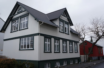 Photo: Houses in Reykjavik