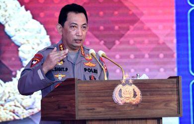 Usai Ditelpon Presiden Jokowi, Kapolri Jenderal Sigit: Tangkap dan Tuntaskan Semua Preman