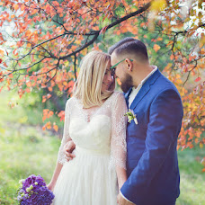 結婚式の写真家Oksana Nazarchuk (aprilante)。28.10.2018の写真