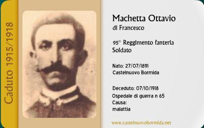 I Guerra Mondiale - Machetta%2BOttavio%2Btessera.jpg