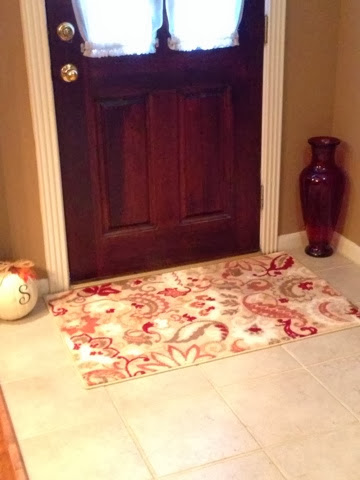 walmart entry rug