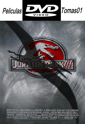 Jurassic Park 3 (Parque Jurásico 3) (2001) DVDRip