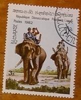 timbre Laos 010