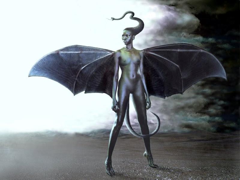 Night Of Scary Baroness, Demonesses 2