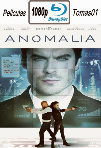 Anomalía (The Anomaly) (2014) BRRip 1080p