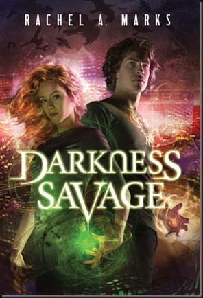 Darkness Savage  (The Dark Cycle #3)