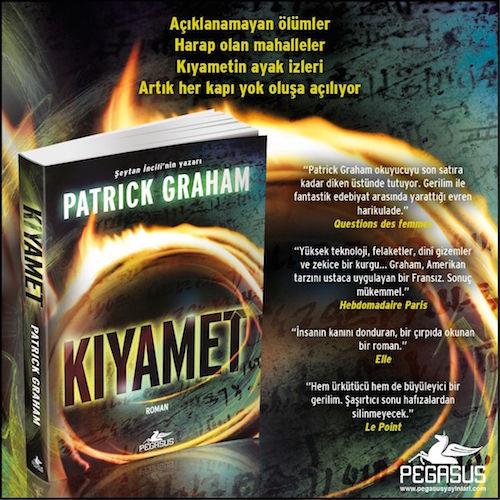 Patrick Graham - Kıyamet Pdf