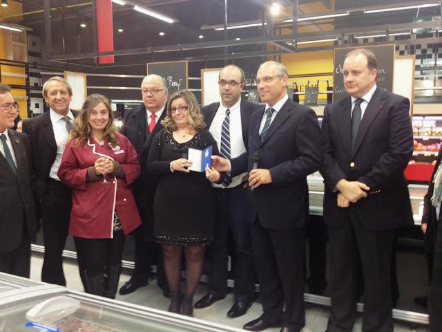 Francisco Lopes presente na abertura de investimento português em França