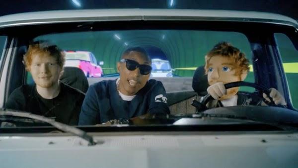 Ed Sheeran & Pharrell Williams
