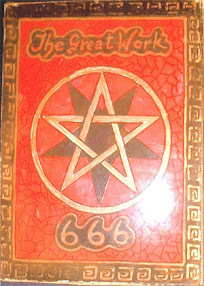 Cover of Michael Ford's Book The Book of Tahuti (Thoth)