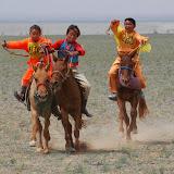 Mongolia - Gobi Desert