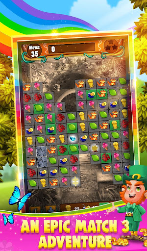 Match 3 - Rainbow Riches apklade screenshots 1