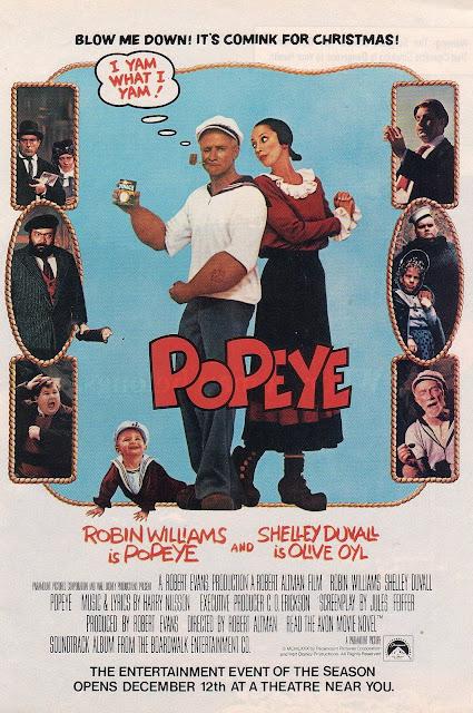 Popeye - 1980