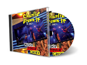 Charlie Brown Jr - Música Popular Caiçara