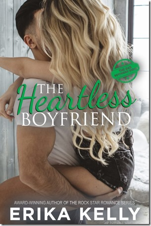 Review: The Heartless Boyfriend (Bad Boyfriend #2) by Erika Kelly | About That Story
