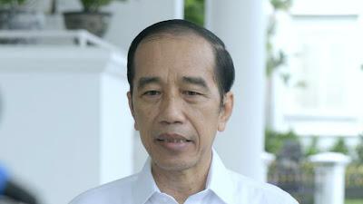 Presiden Jokowi Sampaikan Dukacita atas Musibah Sriwijaya SJ182