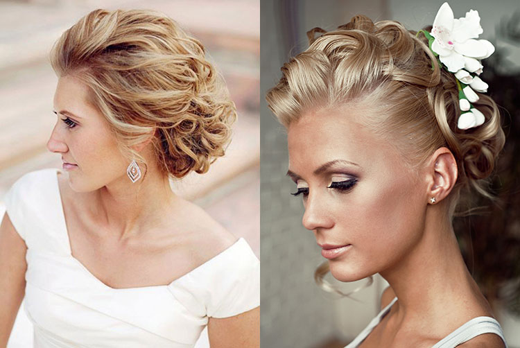 Wedding Hairstyle Summer 2018 For Women's And Teens 5