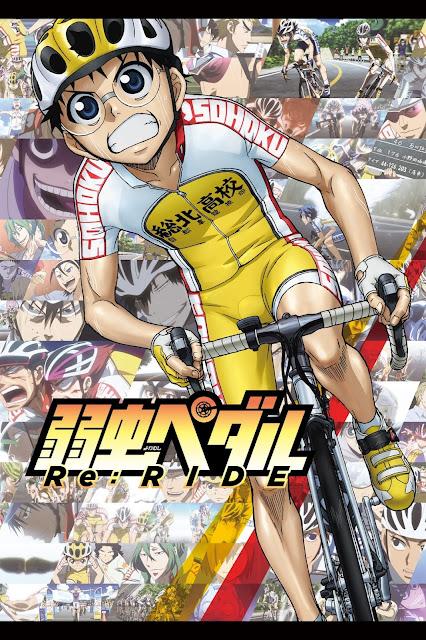 Yowamushi Pedal Re:RIDE