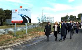 Mejora del firme en las carreteras M-100, M-121 y M-203 del Corredor del Henares