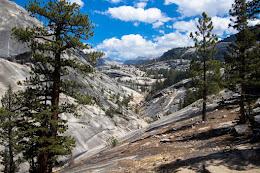 Merced canyon