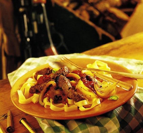 Cubed Steak Italiano Recipe