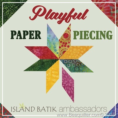 Playful Paper Piecing