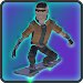 Scifi Surfer Runners icon