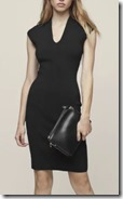 Reiss Knitted Bodycon Dress