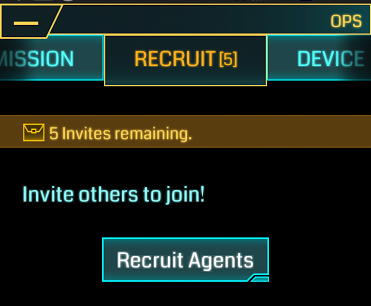 Powin's Invite to Play Ingress Giveaway