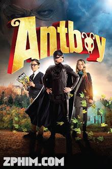 Hiệp Sĩ Kiến - Antboy (2013) Poster