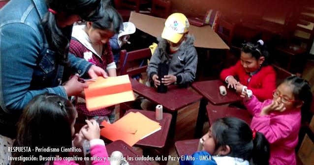 Niñas en entornos sociales en el desarrollo cognitivo