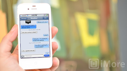 How to copy, forward, and delete iMessages