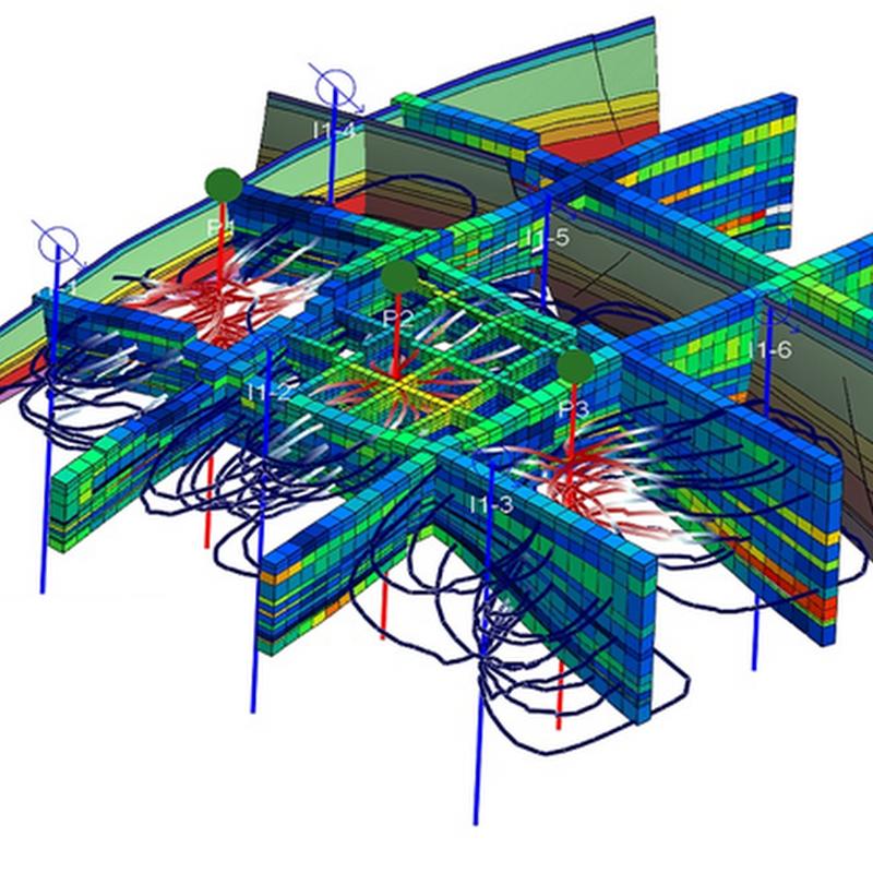 Procedimiento de calibración de pozos en Simulación Numérica de Yacimientos