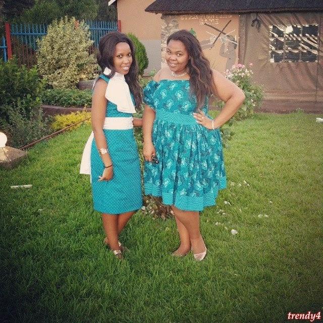 Seshoeshoe Dresses Pictures